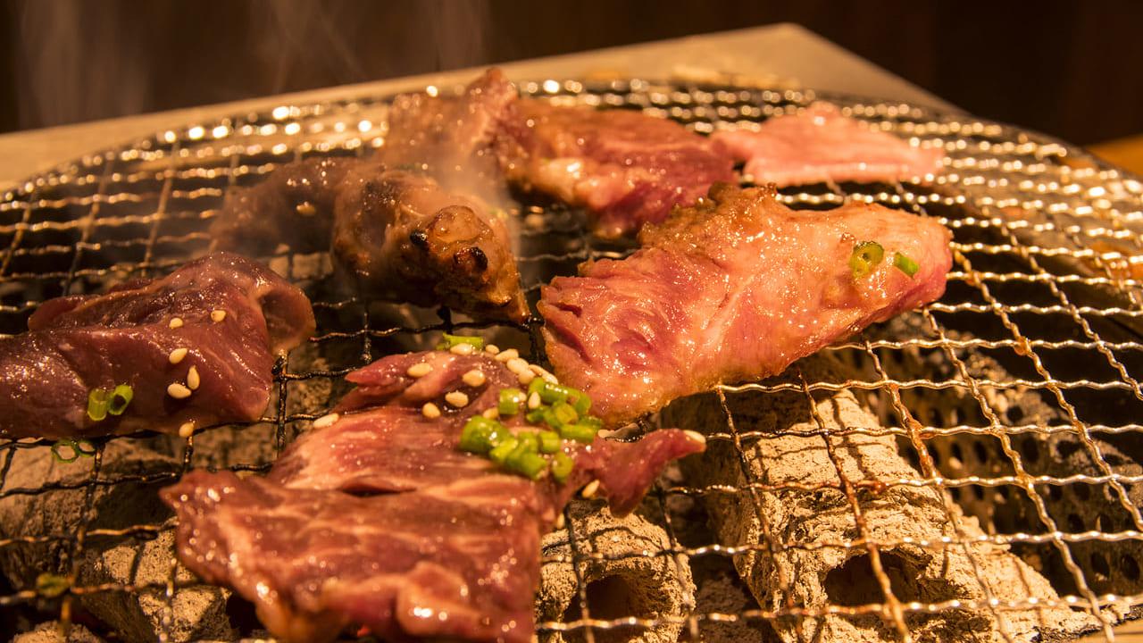 東広島市肉料理 春祺廊の焼肉イメージ写真