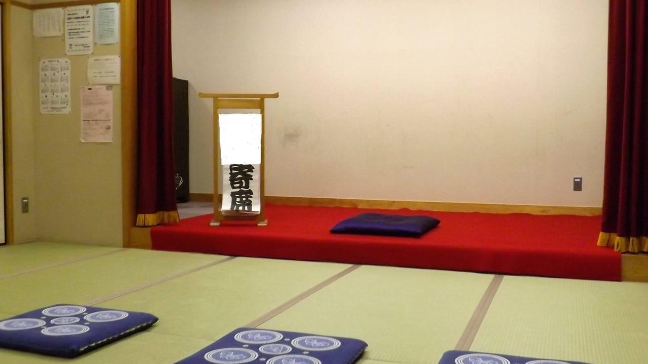 東広島市の西条四日市「新春寄席」のイメージ写真