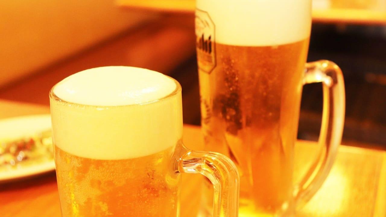 「居酒屋MARUSHOW」13周年感謝祭「KIRINハートランドビール」のイメージ写真