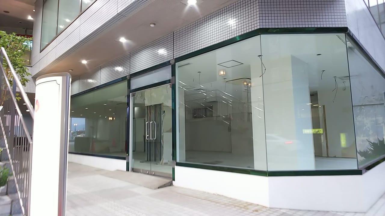 高級食パン専門店「瀬都」の建設予定地
